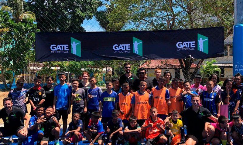 News imageFirst 'Gate' match