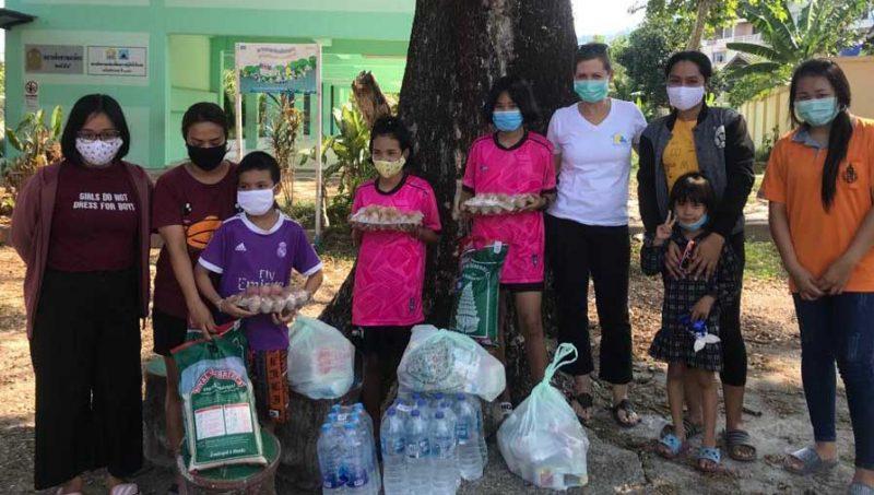 Imagen de la noticia Adaptamos nuestra labor con los menores en España y Tailandia a la actual situación provocada por el COVID19