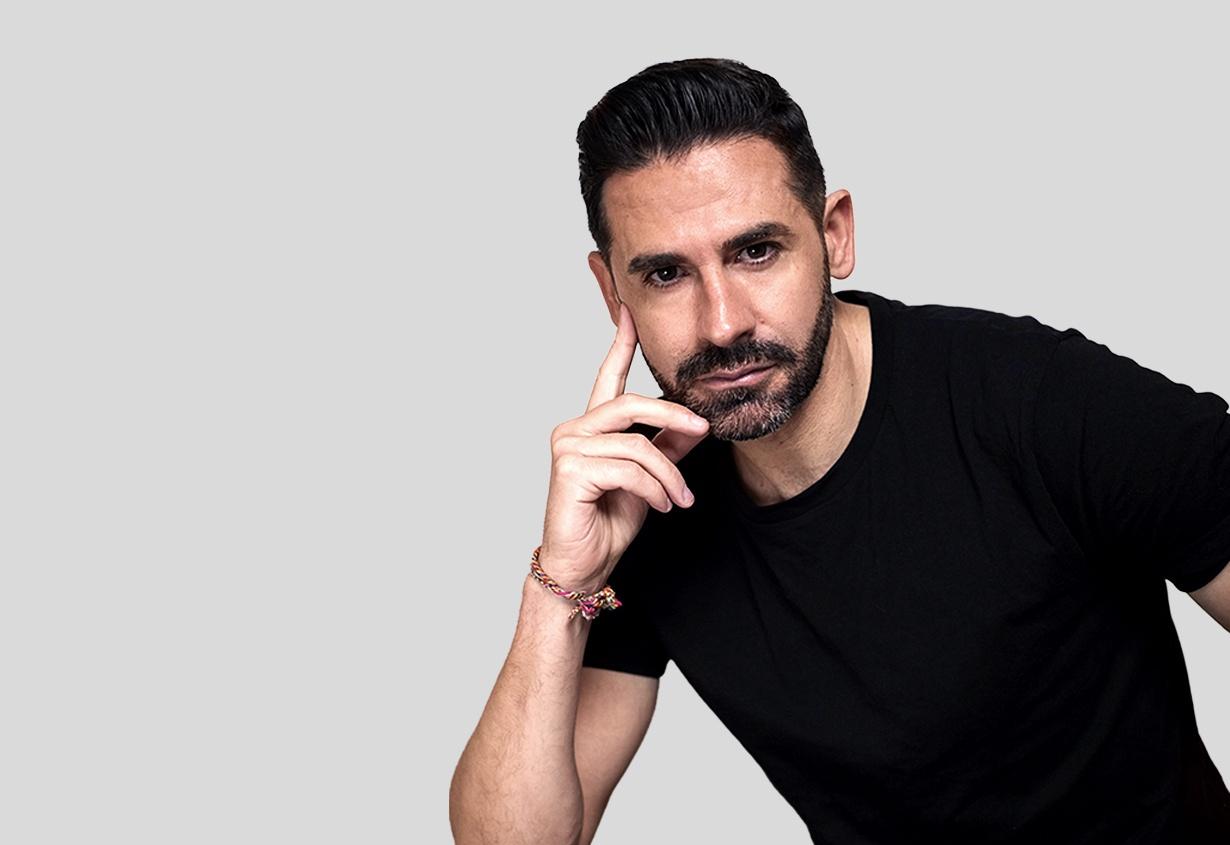 Portrait of Juan Povedano